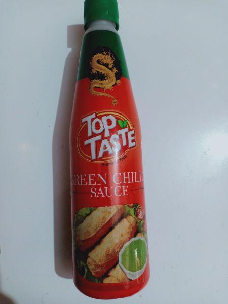 Green chilli souce 650g