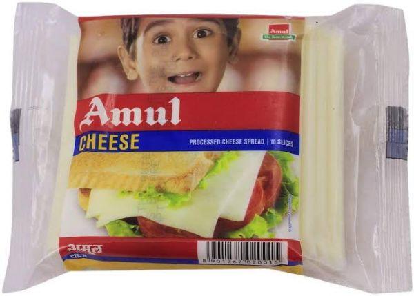 Amul cheese slice