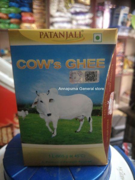 Patanjali cow ghee