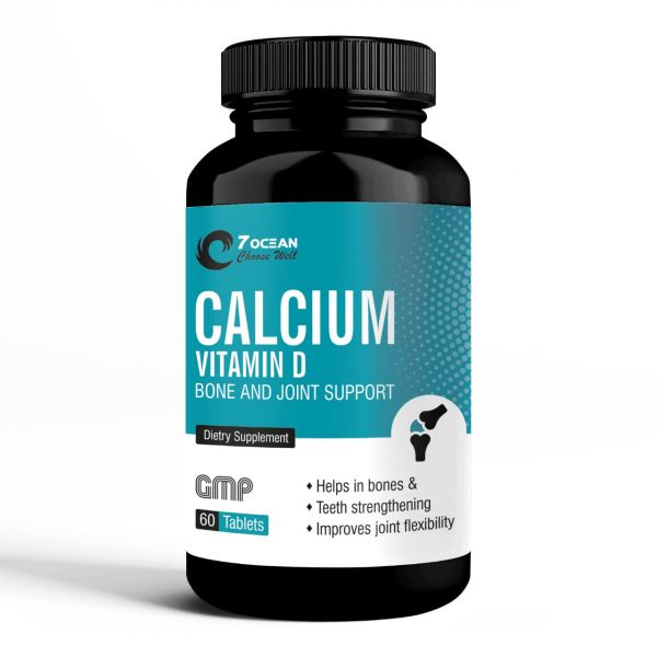 Calcium  Vitamin D (Bone & Joint Support) (90 Tablets)
