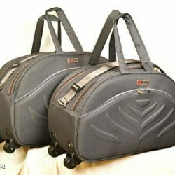 Gorgeous Alluring Travel Duffle Bags Combo (GRAY)