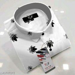URBAN Premium SLUB Cotton Casual Shirt For Men
