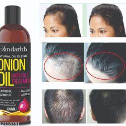 Sandarbh Onion Oil for Hair Regrowth & Hair Fall Control Hair Oil