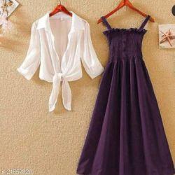 Pretty Fashionable Women Dresses Color