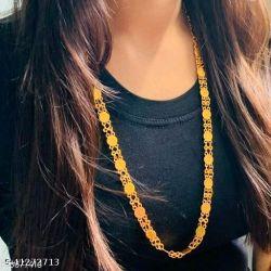Diva Stylish Alloy Women's Temple Jewellery Set