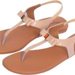 Fashion Flat For Woman And Girls Casual Heel Sandal