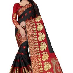 Fashion Feats Elegant Cotton Silk
