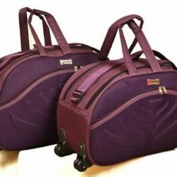 Gorgeous Alluring Travel Duffle Bags Combo