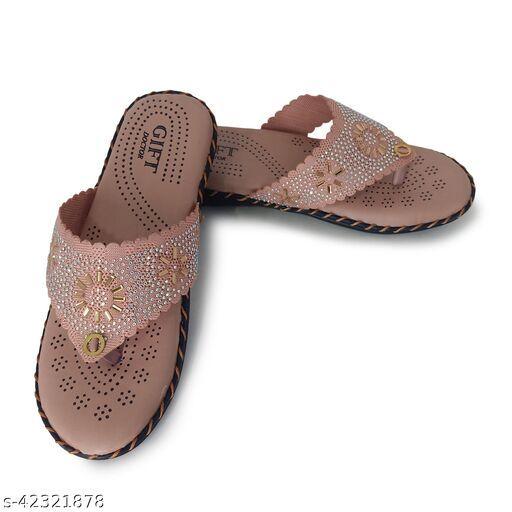 Fiia Fancy Women Fashion Flats Doctor Soft Pink