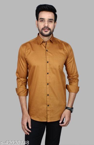 Men's Premium Cotton Casual Full Sleeve Shirt Color 4