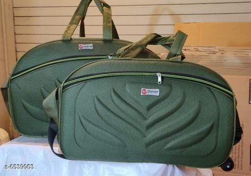 Gorgeous Alluring Travel Duffle Bags Combo (COLOR 1)