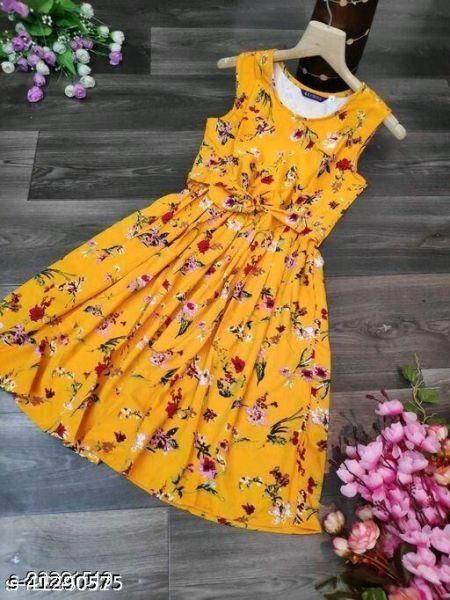 Trendy Partywear Women Dresses