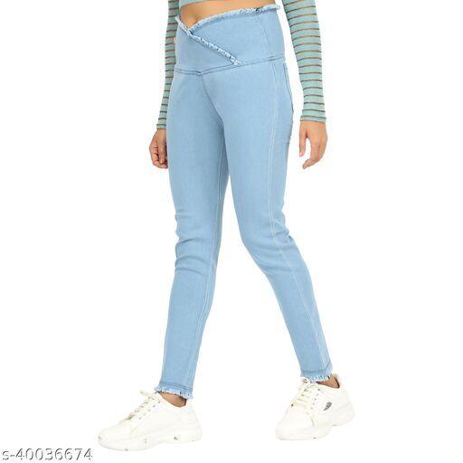 Fashionable Feminine Women Jeans
