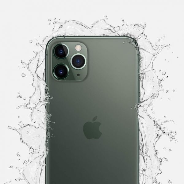 Apple iPhone 11 Pro (256GB) - Midnight Green