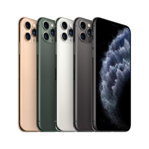Apple iPhone 11 Pro Max (64GB) - Midnight Green