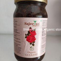 Sajeevan  Organic gulkand 500gm