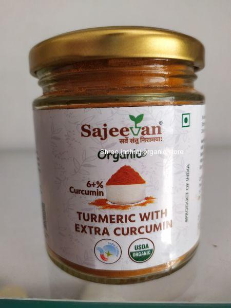Turmeric with extra curcumin