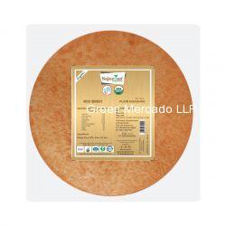 ઓર્ગનિક કાલા ઘઉં ના મરચા લસણ ખાખરા-200 GMS (SAJEEVAN)