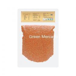 ઓર્ગનિક મસૂર દાળ  (MASHUR DAL) - 500 GMS (SAJEEVAN)