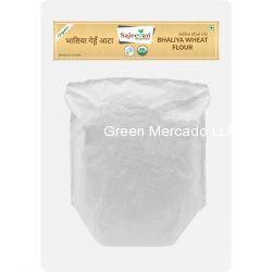 ઓર્ગનિક ભાલીયા ઘઉં નો લોટ-1 KG (SAJEEVAN)