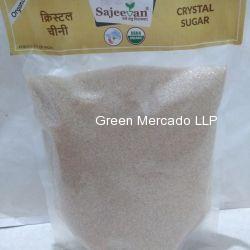 ઓર્ગેનિક ક્રિસ્ટલ ખાંડ (CRYSTAL SUGAR) - 1 KG (SAJEEVAN)