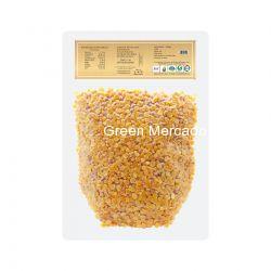 ઓર્ગનિક તુવેર દાળ (તેલ વાળી )-500 GMS (TOOR DAL) (SAJEEVAN)