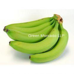 Raw Banana (કાચા કેળાં)