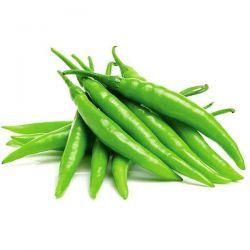 Green Chillies  (લાંબા મરચાં) marcha