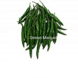 Green Chillies (લીલી મર્ચી)
