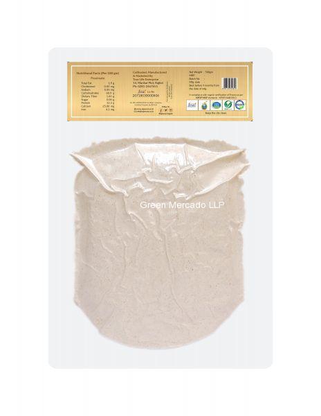 ઓર્ગનિક જુવાર નો લોટ-500 GMS (SAJEEVAN)