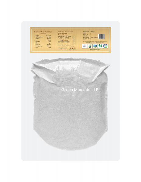 ઓર્ગનિક બાજરીનો લોટ-500 GMS (SAJEEVAN)