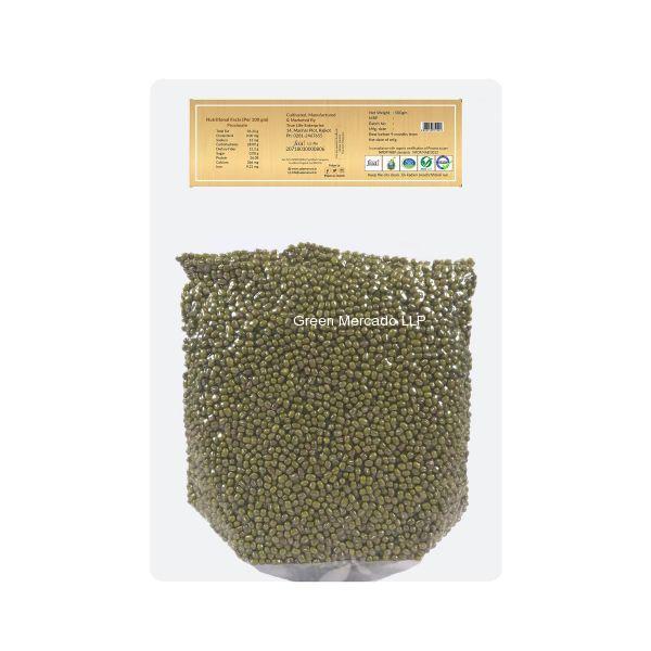 ઓર્ગેનિક મગ-500 GMS (GREEN GRAM) (MUNG)(SAJEEVAN)