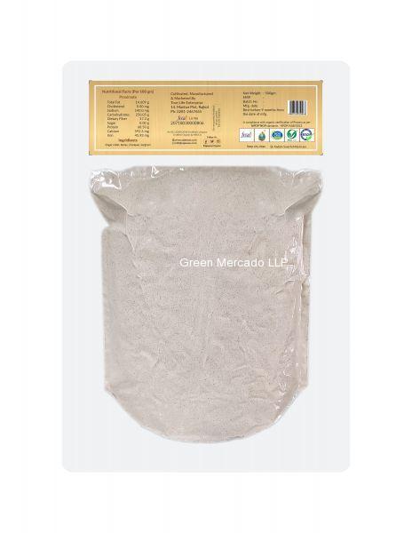 ઓર્ગનિક મિક્ષ લોટ (MULTI GRAIN FLOUR)-500 GMS (SAJEEVAN)