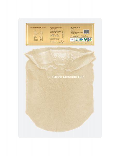 ઓર્ગનિક ખપલી ઘઉં નો લોટ-500 GMS (SAJEEVAN)