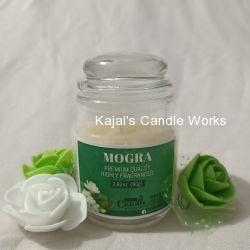Mogra Scented Candles 80gm