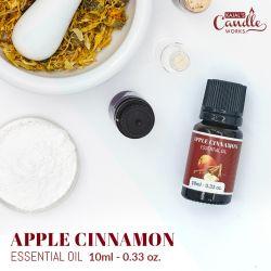 Apple Cinnamon Essential Oil 10ml (0.33oz.)