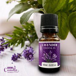 Lavender Essential Oil 10ml (0.33oz.)