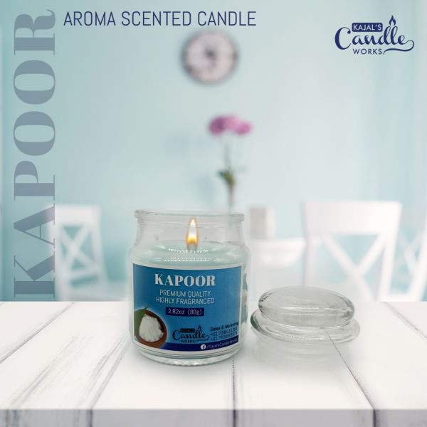 Kapoor Scented Candles 80gm