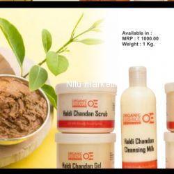 Haldi Chandan facial kit