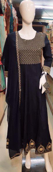 Designer kurti with dupptta
