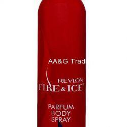 Revlon Fire & Ice Perfumed Body Spray 100 ml