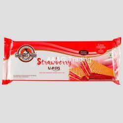 Gourmets Delite Strawberry Wafers (150g) (Buy 1 Get 1 Free)