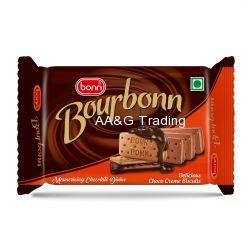 Bonn Bourbonn Biscuits (75g)