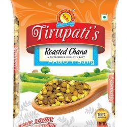 Tirupati Roasted Black Chana (500g)