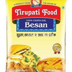Tirupati Food Gram Flour  Besan (500g)