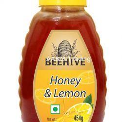 Beehive Lemon Honey (454 g)