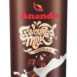 Ananda Chocolate Flavored Milk Can (180 ml)