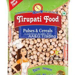Tirupati Food White PeasSafed Matar (500 gm)