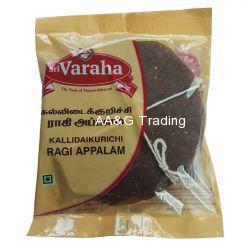 Srivaraha Ragi Appalam (100g)