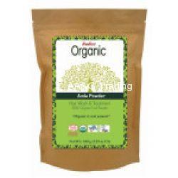 Radico 100 ORGANIC Certified Hair Treatments & Conditioning Herbs Powder (Amla)